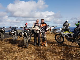 Iceland Motorcycle Adventure   Three days in the Highlands