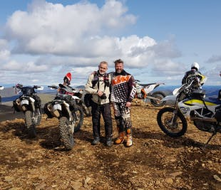 Iceland Motorcycle Adventure | Three days in the Highlands