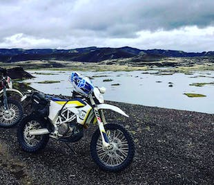 4 days Iceland Motorcycle Adventure