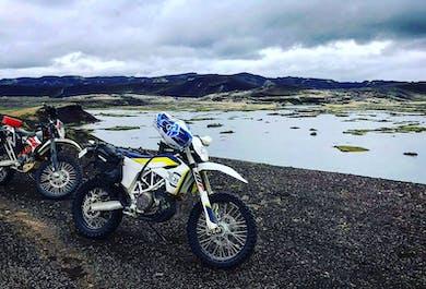 4 days Iceland Motorcycle Adventure