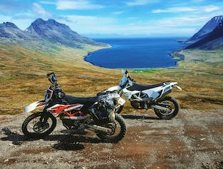 7 Day Iceland Motorcycle Adventure in the Westfjords
