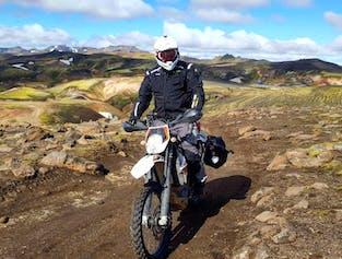 6 Day Motorcycle Adventure | Icelandic Highlands