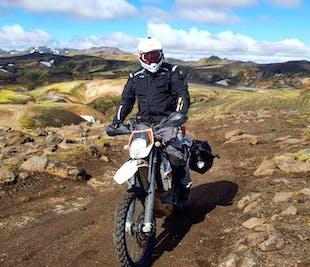 6 Day Motorcycle Adventure   Icelandic Highlands