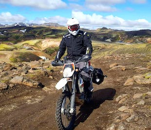 6 Day Motorcycle Adventure | Icelandic Highlands