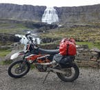 At Dynjandisheiði by Dynjandi waterfall is a perfect place to stop and rest, and take in the amazing nature.