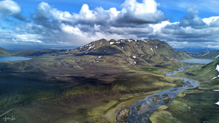 Iceland offers intense natural beauty for those willing to seek it out.