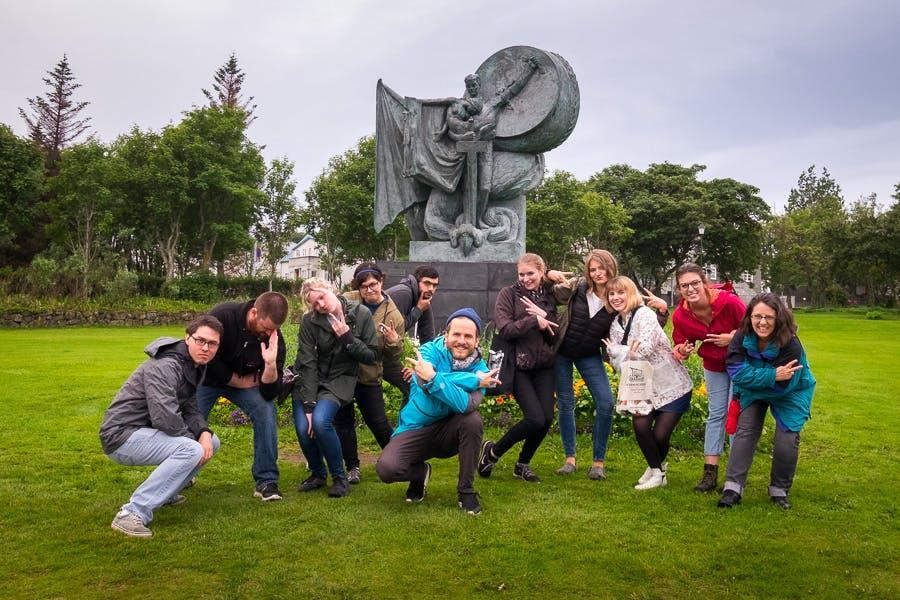 Reykjavik Folklore Walking Tour   Trolls, Elves & Hidden People