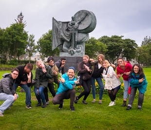 Reykjavik Folklore Walking Tour | Trolls, Elves & Hidden People