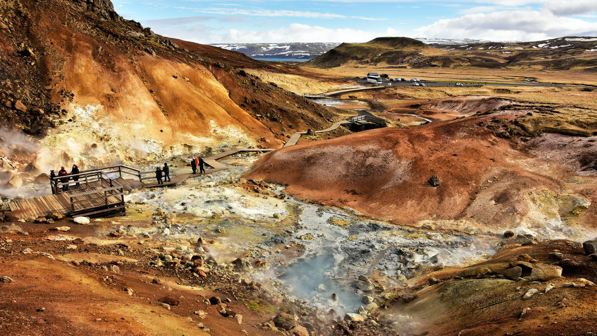 Reykjanes Tour in Small Group | Optional Drop Off at the Blue Lagoon or Keflavik Airport