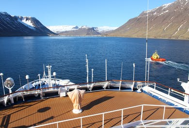 10-Day Cruise Around Iceland by Sea