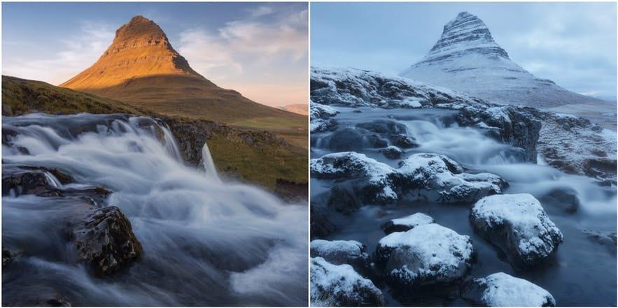 冰島選擇困難症冬天vs夏天