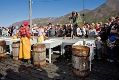 Siglufjordur Coastal Culture Tour with Flight from Reykjavik