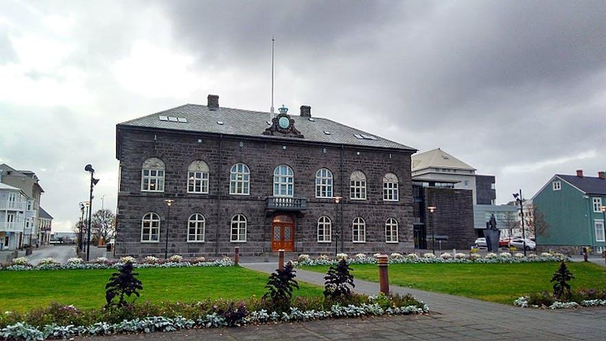 The Alþingi is located in Reykjavík.
