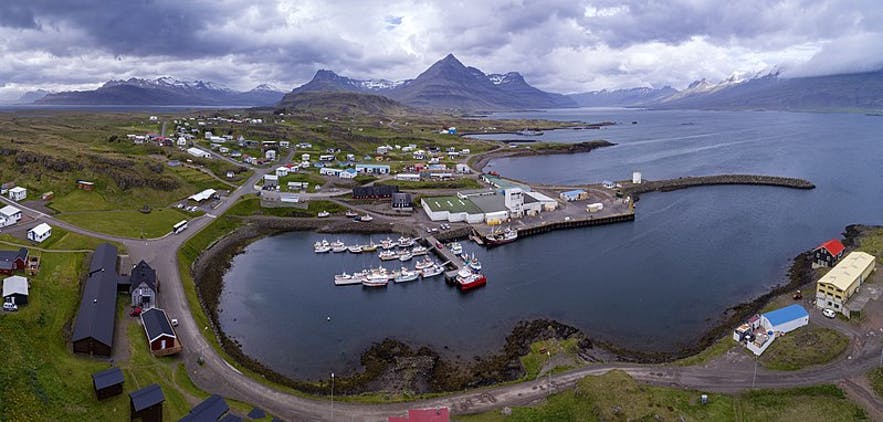 Djúpivogur is a Cittaslow town in east Iceland.