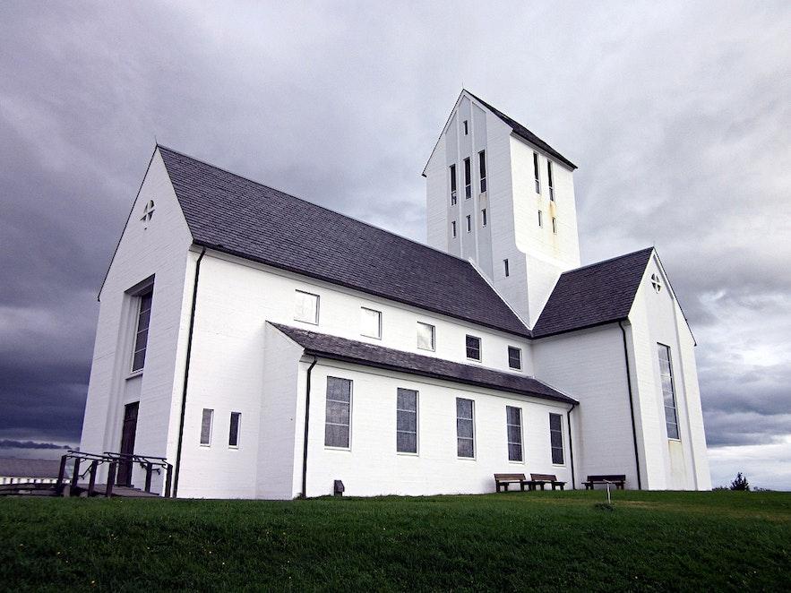 斯考尔霍特是冰岛的宗教中心