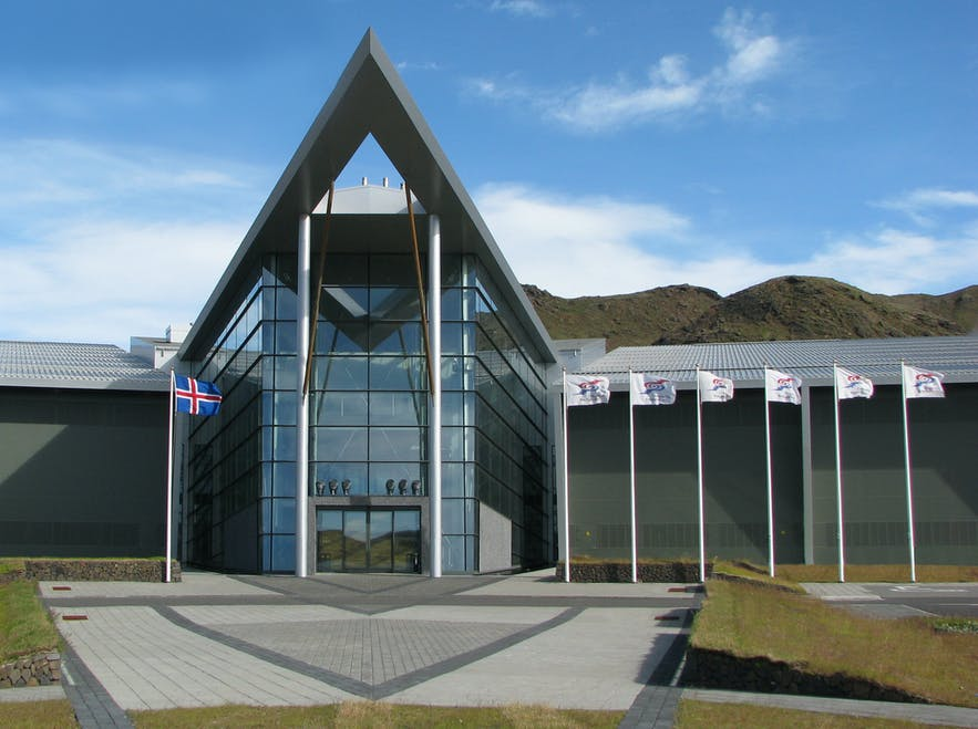 The Geothermal Energy Exhibition is in south Iceland.
