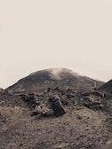 Magni火山口