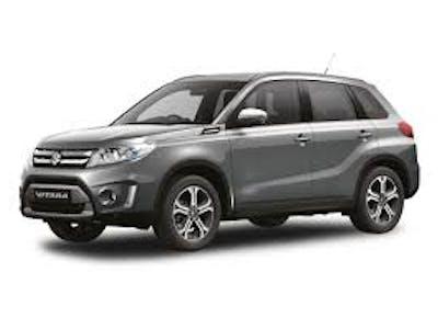 Suzuki Vitara (manual) 2017