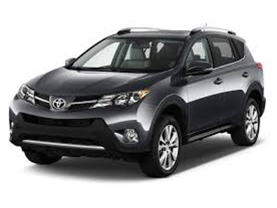 Toyota  Rav4 (Manual) 2016