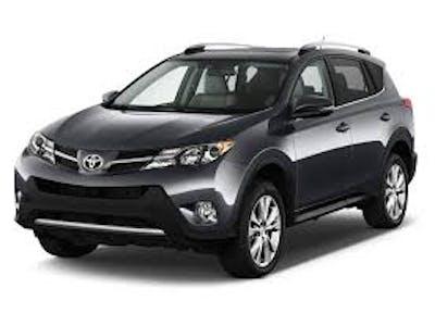 Toyota  Rav4 (Manual) 2016