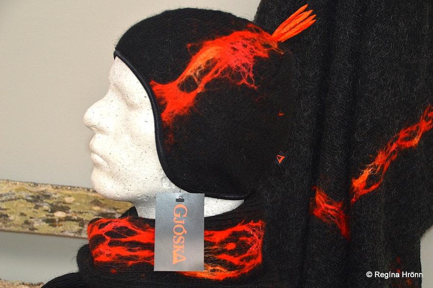 The final product of Birna at sale at Daladýrð