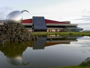 L'aéroport Leifur Eiríksson de la base aérienne de Keflavík est le principal aéroport d'Islande.