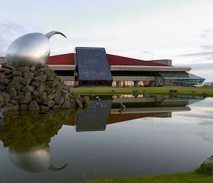 Lussuoso trasferimento privato dall'aeroporto di Keflavik a Reykjavik