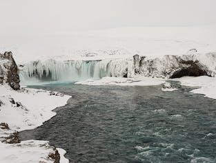 Lake Myvatn Winter Excursion | Departure from Akureyri