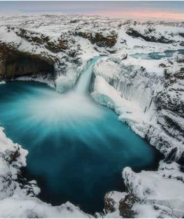 冰島無論是冬夏的景色都有自己獨特的魅力