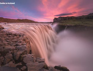 夏の周遊バスツアー8日間|少人数グループでアイスランドを一周する旅