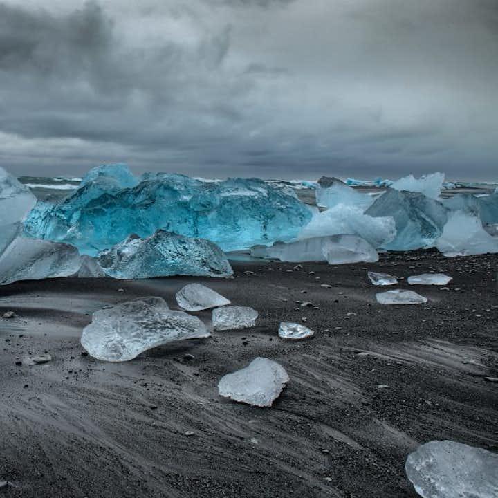 杰古沙龙冰河湖、钻石冰沙滩奢华一日游 | 私人包团包车