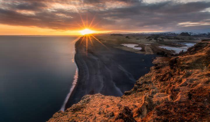 6-dniowa letnia wycieczka z przewodnikiem po Islandii z najlepszymi atrakcjami południa, wschodu i północy