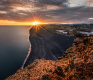 夏の周遊バスツアー6日間 | 南海岸、東フィヨルド、北アイスランドを巡る旅