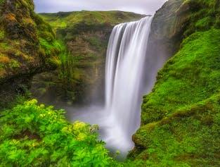 6일 가이드 동행 투어 | 아이슬란드 남부, 동부 및 북부
