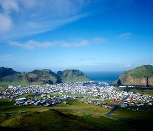 Private Tour of Heimaey in the Westman Islands