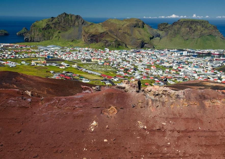 地质景观美妙绝伦的西人岛