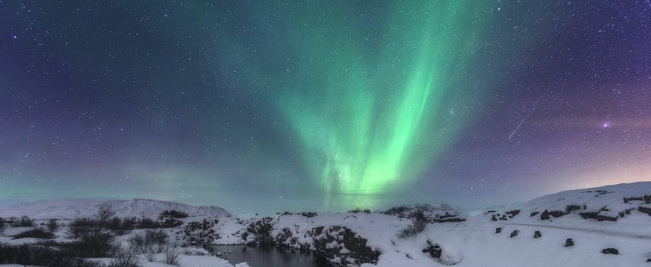 Réservez votre voyage en Islande