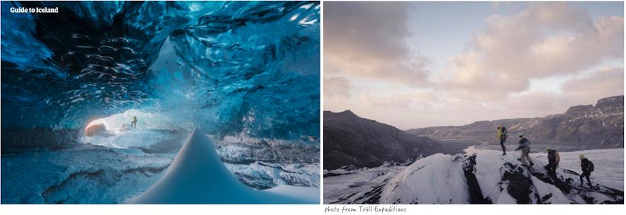 冰島藍冰洞冰川健行旅行團推薦