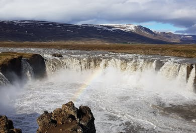 Summer Excursion to Lake Myvatn and the Lava Fields