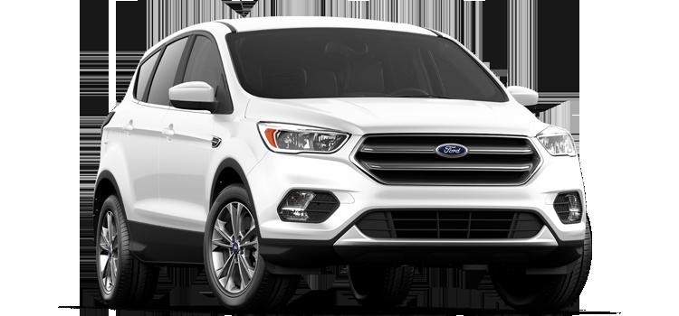 Ford Escape 4x4 Automático 2017