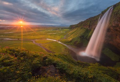 10 Day Photography Workshop | Circle of Iceland in Summer