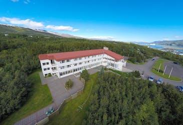 ホテル・キャルナルンドゥル Hótel Kjarnalundur