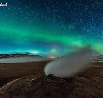 Lake Myvatn Sightseeing Tour with Flights from Reykjavik