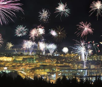 New Years Eve | Three Bonfires and Firework Spectacular