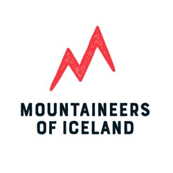 Mountaineers of Iceland logo