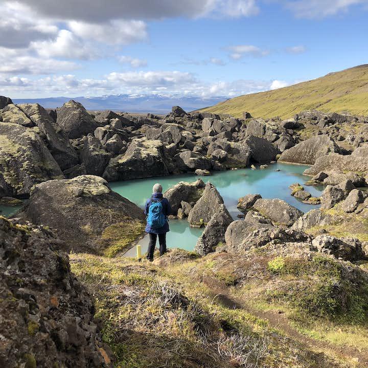 3 jours de trek dans l'Est islandais   Fjords et montagnes fantastiques
