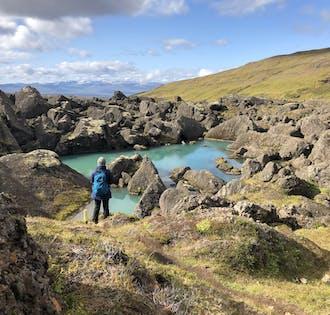 3 jours de trek dans l'Est islandais | Fjords et montagnes fantastiques