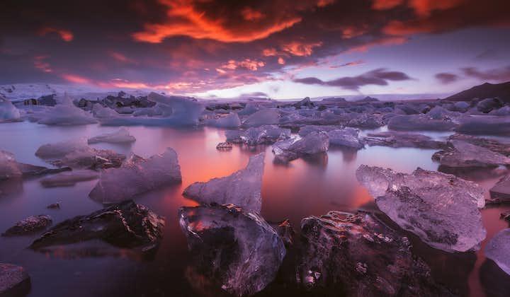 3天2夜冰岛夏季专享行摄团 | 瓦特纳冰川国家公园