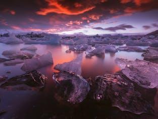 3 Day Photography Workshop | Vatnajokull National Park