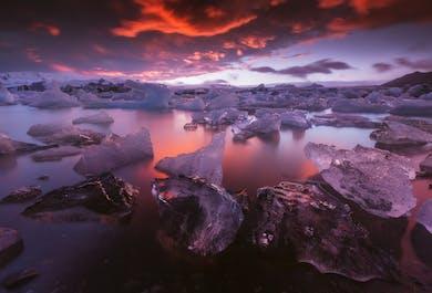 Atelier photo de 3 jours   Parc national du Vatnajokull